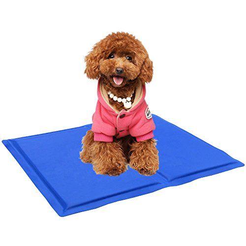 Pet Cooling Mat Tinderala Dog Ice Pad Waterproof Dustproof
