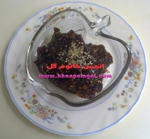 ماعسله یا معسل دسر خرمای خوزستانی Food Pudding Desserts