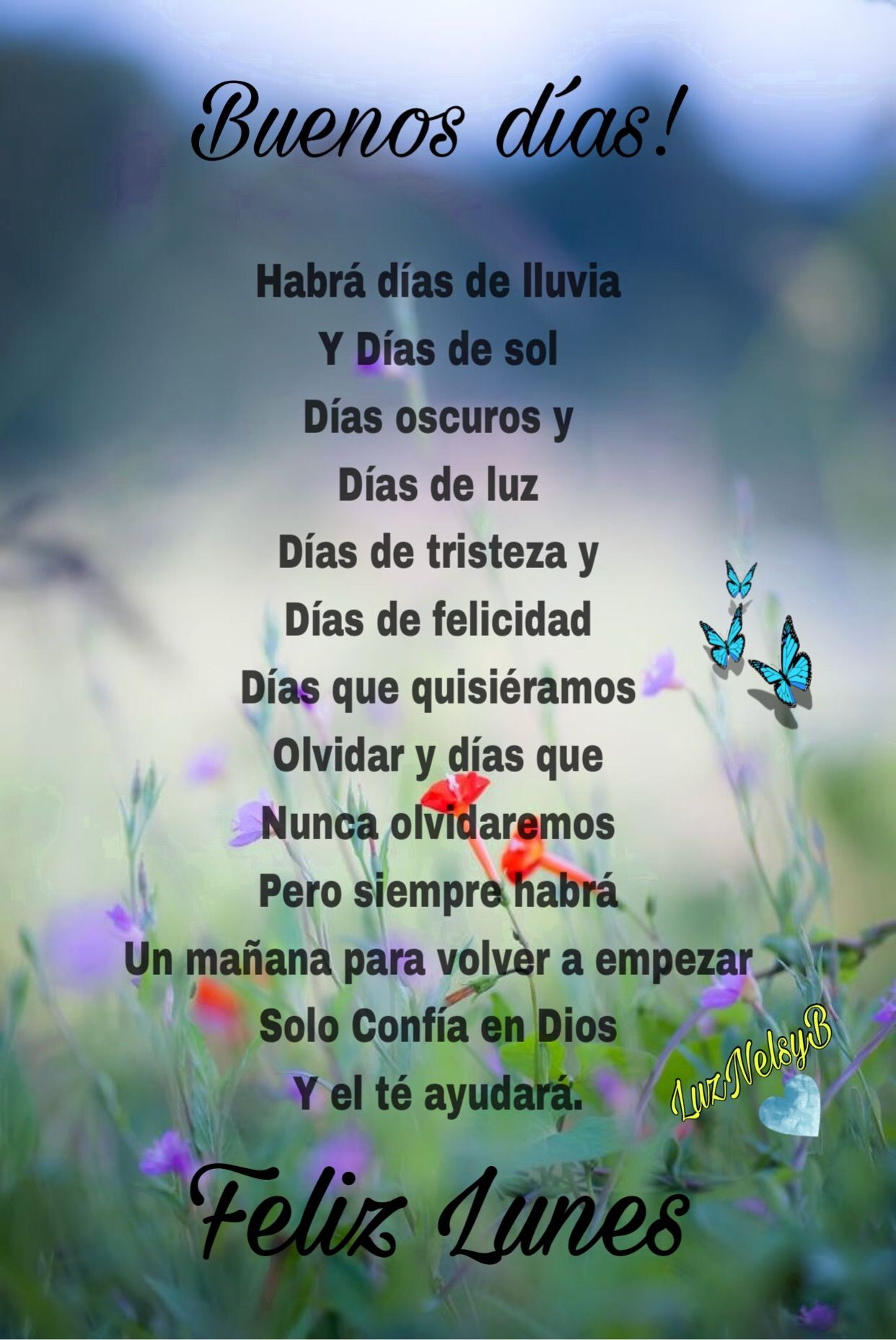 Bonito Lunes Mi Amor i created something amazing with picsart. take a look https