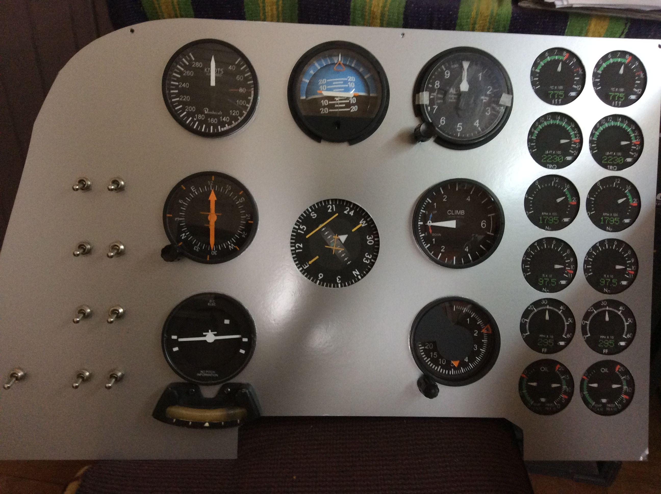 AIRCRAFT PANEL ARDUINO    MOBIFLIGHT | Flight Simulators