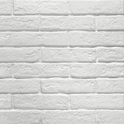 Brick By Gio Floor Wall Tile In White Porcelaintile Commercialtile White Brick Tiles Brick Look Tile Brick Tiles