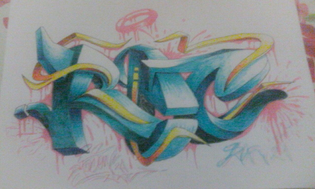 Rec 123 #graffiti #wildstyle #lagloriaesdeDios #shadowghiphope21