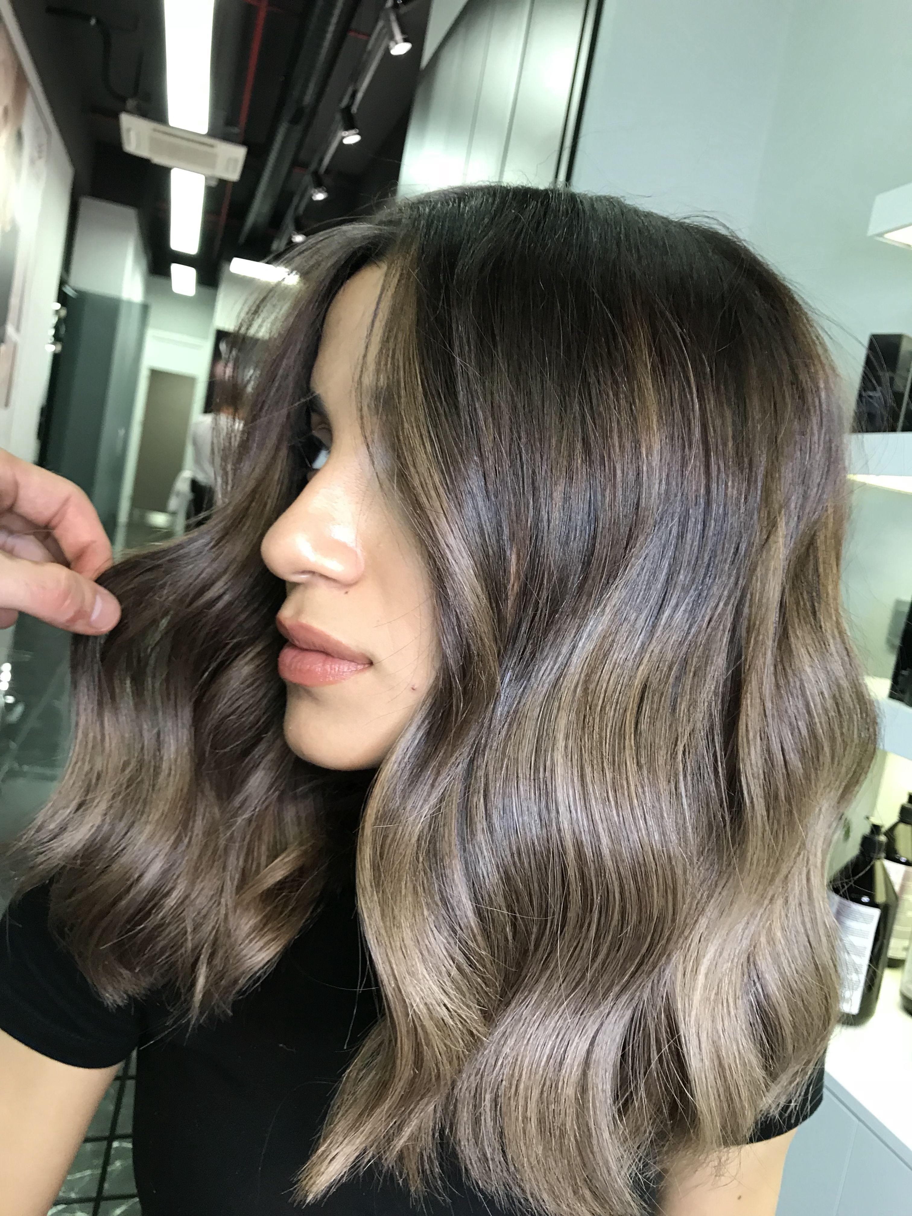Aydinlik Verici Isiltilar Ankara Ombre Istanbul Sac Hair