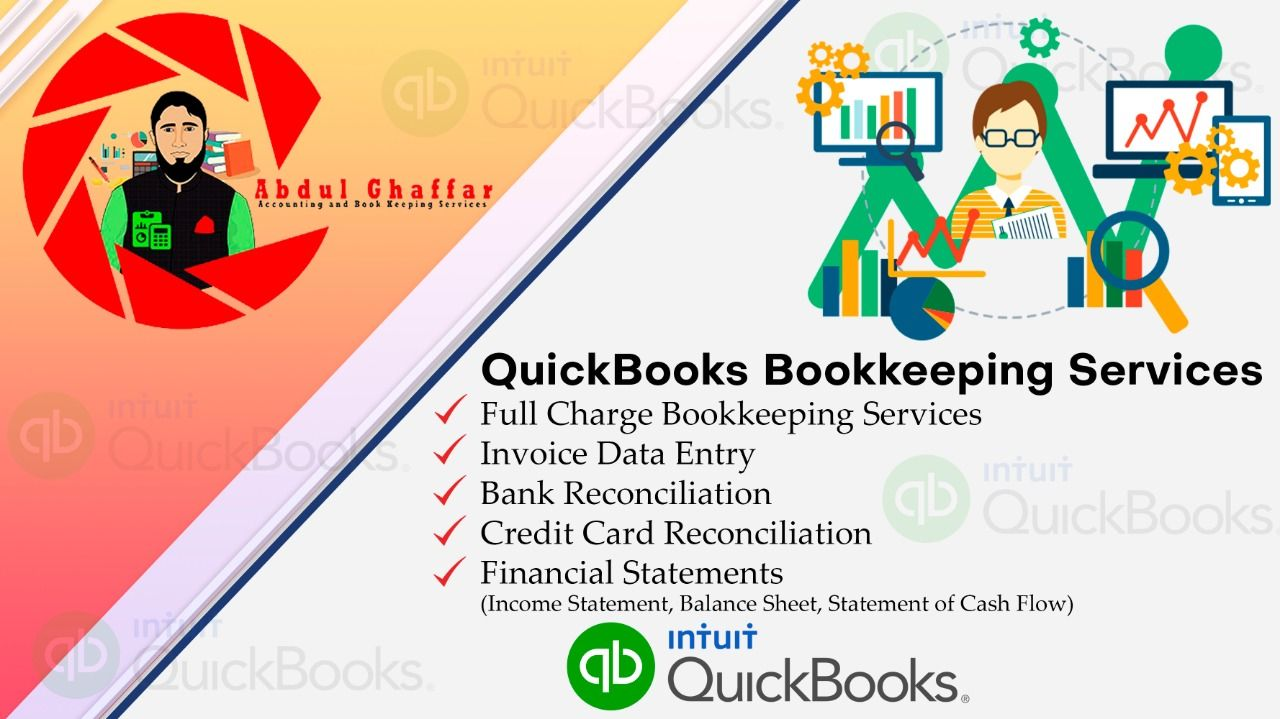 Do bookkeeping with quickbooks online xero and excel