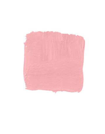 Paint Swatch For Benjamin Moor S C Pink 2003 50 Outrageous Colors Bold House Beautiful