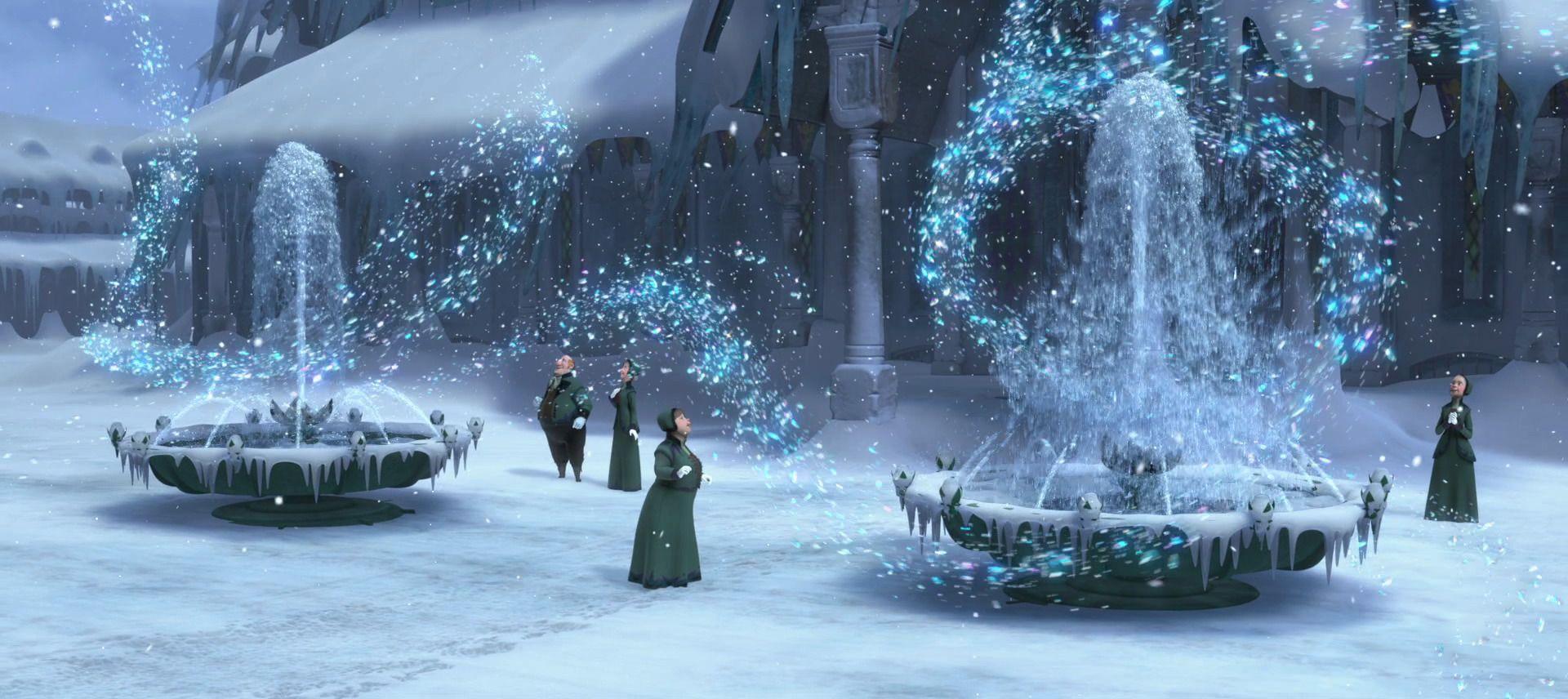 Frozen (2013) - Disney Screencaps