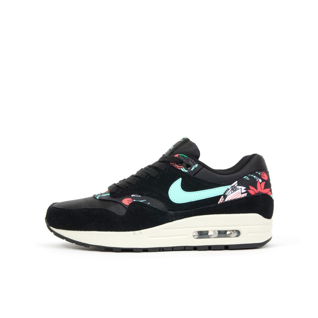 free shipping 3c523 85870 ... where can i buy nike wmns air max 1 print aloha black sail. available at