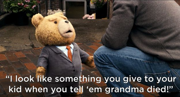 Pin By Jesse Galang On Ted Ã… Movie Quotes Funny Ted Movie Quotes Favorite Movie Quotes
