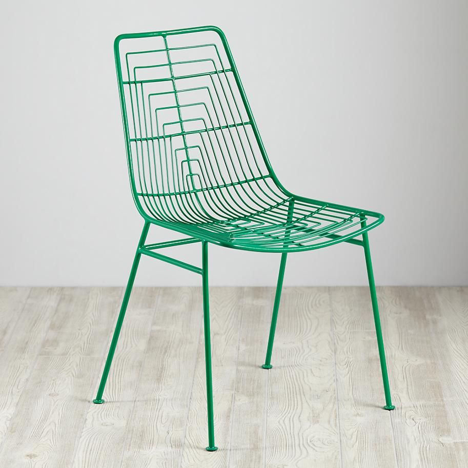 Bentwood chairs domino - Domino Desk Chair Green