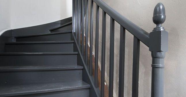 Repeindre un escalier pour le relooker conseils et tapes suivre repeindre relooker et - Relooker un escalier ...