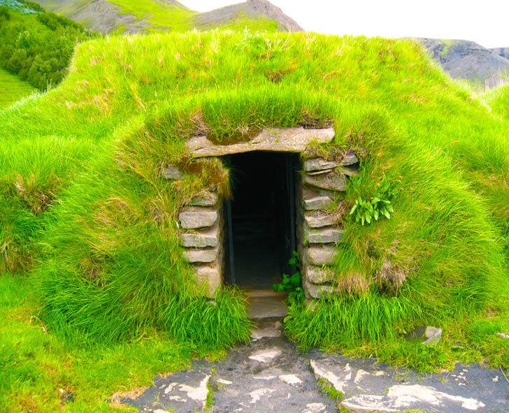 Hobbit Style Turf Homes Sustainable Houses That Lasts For
