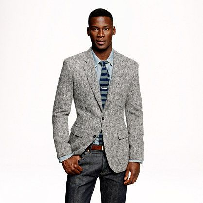 Ludlow fielding sportcoat in bird's-eye English wool | The ...