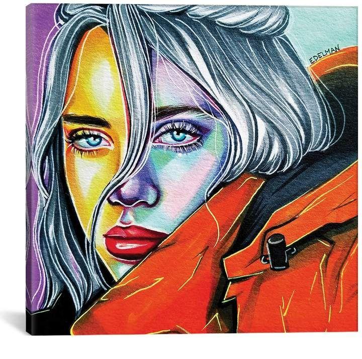 Billie Eilish by Kelly Edelman | HauteLook