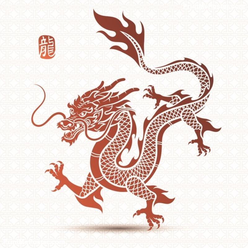 b260f234f Poster of Chinese Dragon #poster, #printmeposter, #mousepad, #tshirt