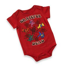 Grateful Dead onesie...thought my bestie might like this!