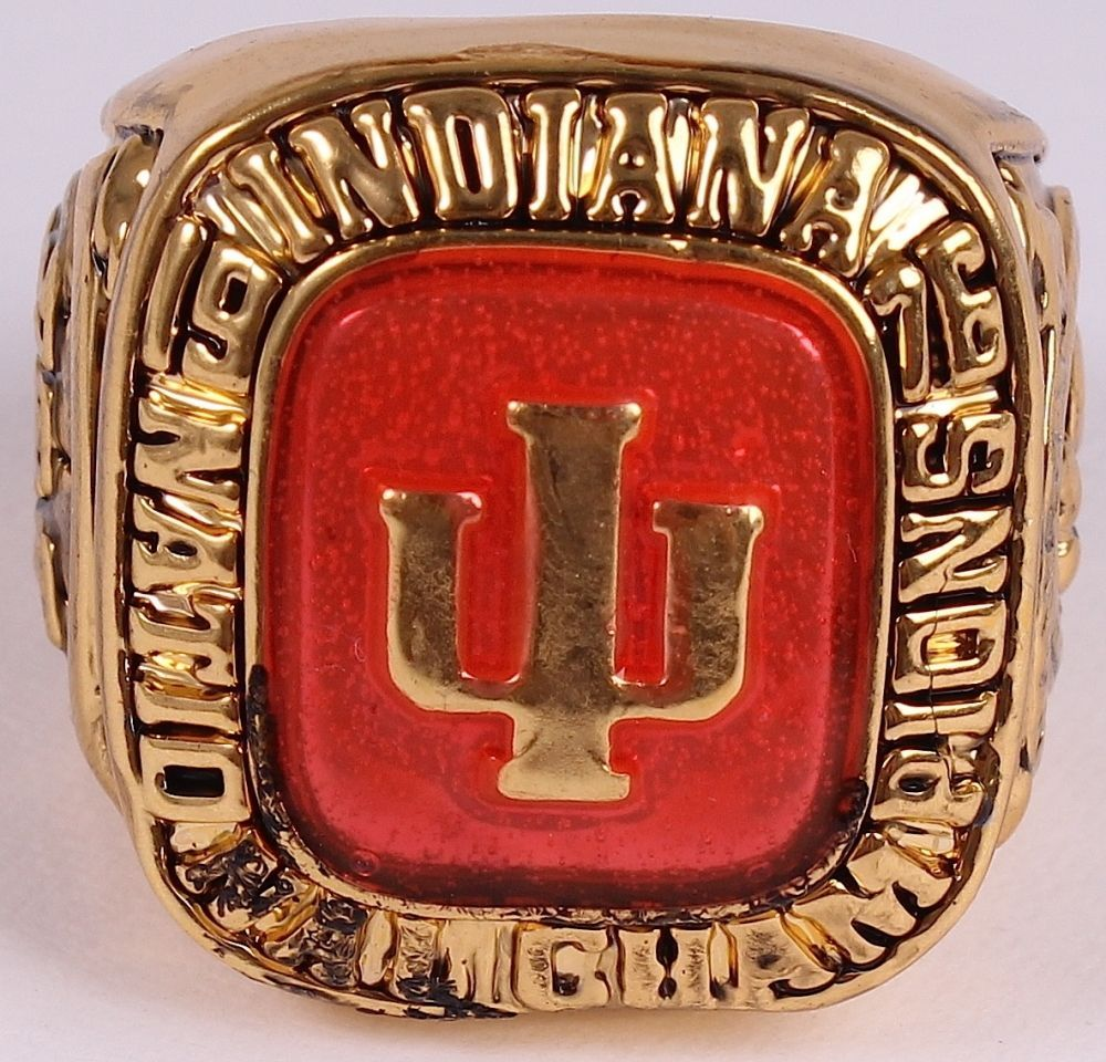 1976 Indiana Hoosier Basketball NCAA National Championship