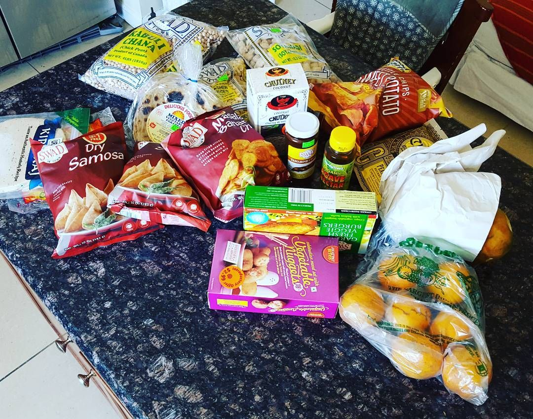 Latest Indian grocery haul  #vegangroceryhaul #whatveganseat by stayathomevegannj