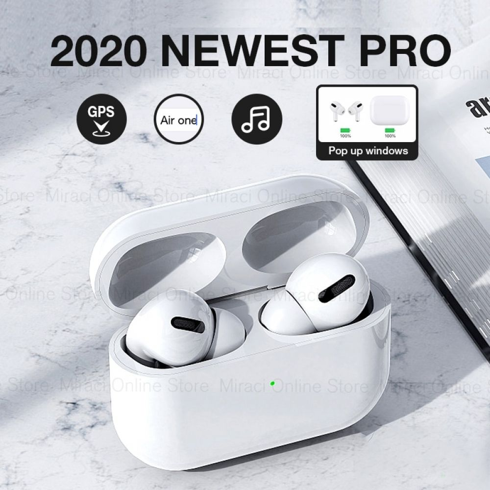2020 New Tws Wireless Bluetooth Earphone Earbuds Air 3 Headphones Airpodding Pro 1 1 Clone With G In 2020 Wireless Bluetooth Earbuds Headphones