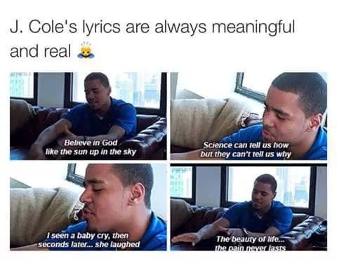 Pinterest Meana Love With Images J Cole Quotes Rap