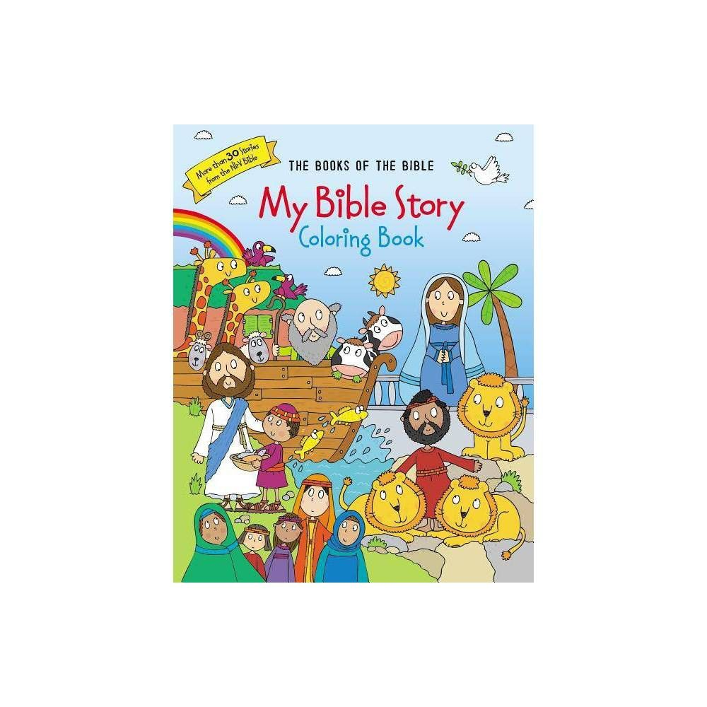 My Bible Story Coloring Book - by Zondervan (Paperback ...