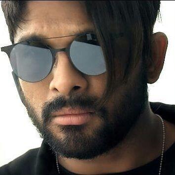 Allu arjun dj movie hair style pic