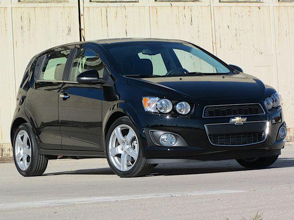 Subcompact Showdown Chevy Vs Kia Vs Toyota Chevy Sonic Cool Cars Chevrolet Sonic
