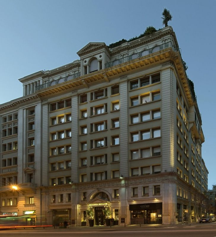 Grand Hotel Central Barcelona Photographs Of The Hotel - Grand Hotel Central Barcelona 5*