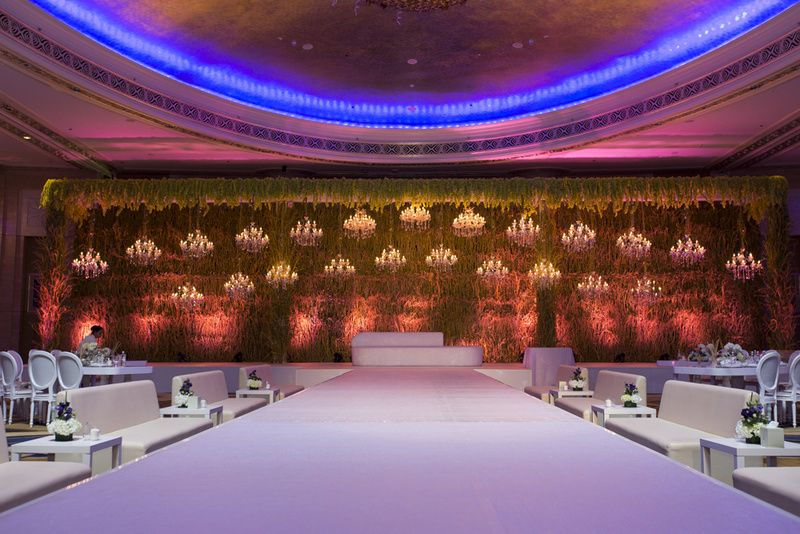 Stage decor stage wedding stage and backdrops browse wedding ideas themes in usaludhianasrinagaruklucknow junglespirit