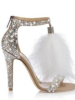 Jimmy choo heels, Jeweled shoes, Heels