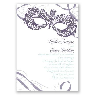 Image result for blank downloadable masquerade ball invite Wedding