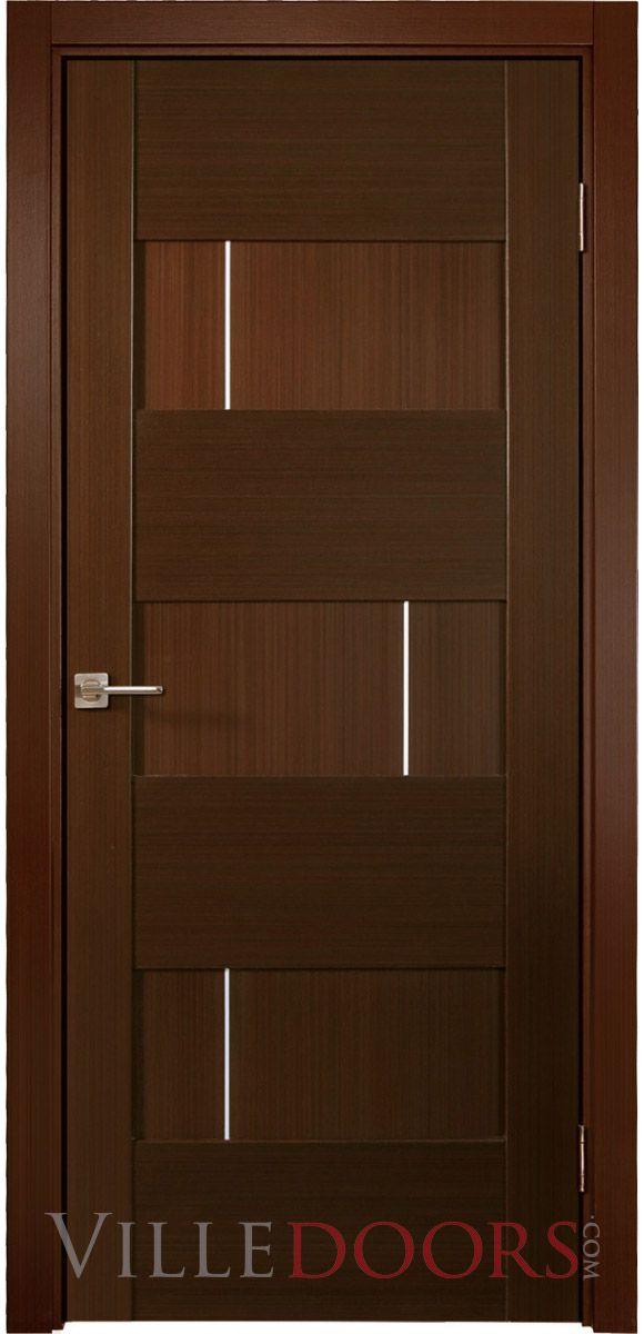 Dominika Wenge Oak Modern Interior Door Doors Interior Modern Door Design Interior Doors Interior