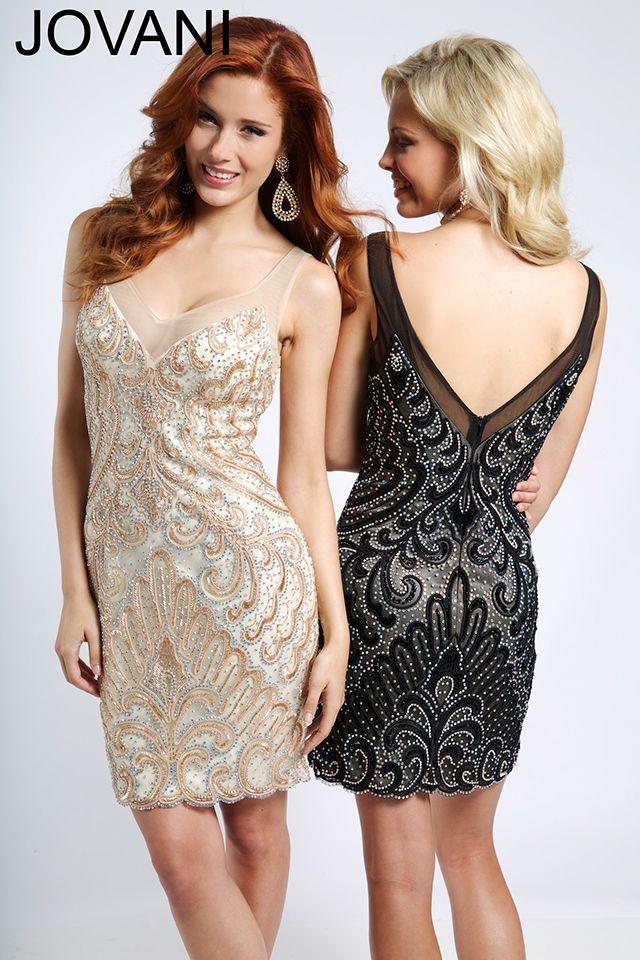 b2436ca136e Jovani vestido Fazer baile 92905 - Homecoming Vestidos ...