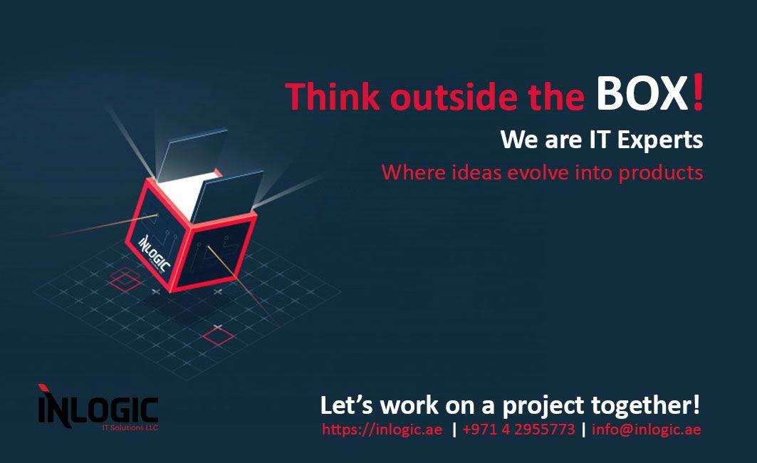 Inlogic Professional It Consultant In Dubai Online Web Design Web Design Web Development Design
