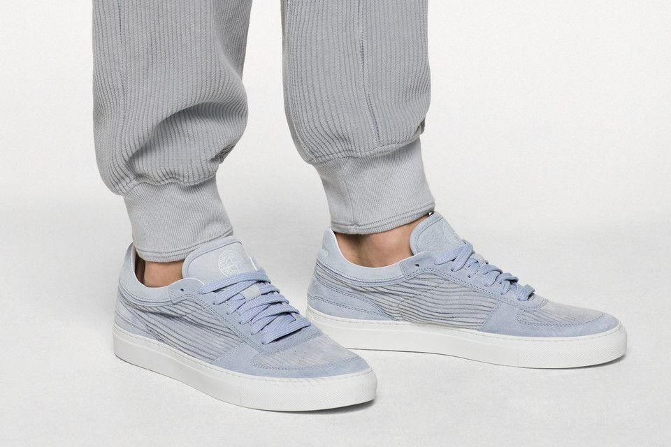 469f73cf6c6 Stone Island   Diemme Reveal Corduroy Sneaker Collaboration ...