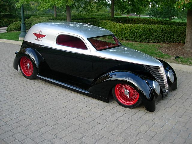 1937 Ford Wild Rod Sedan Delivery