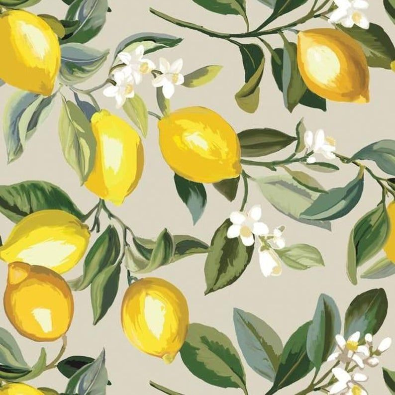 Lemon Zest Beige Peel Stick Wallpaper Etsy Peel And Stick Wallpaper Wallpaper Wallpaper Roll