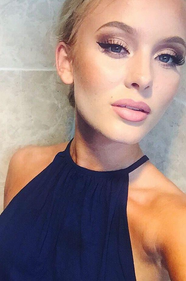 zara larsson eyeliner