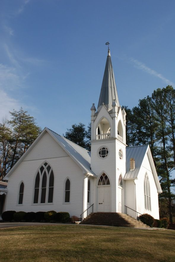 Historic UM church, Sevier County, TN