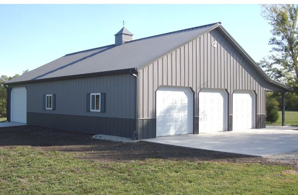 Graber 4 pole barns what do you think of this lester for 40x60 metal building with living quarters