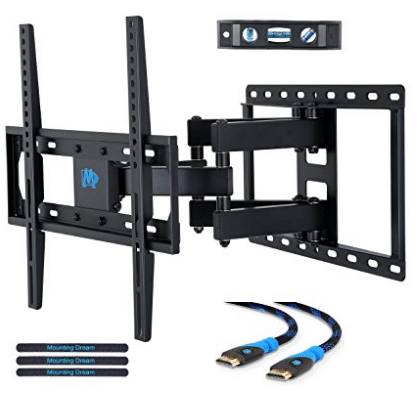 Mounting Dream Md2380 Tv Wall Mounts Bracket For Most 26 55 Inch Led