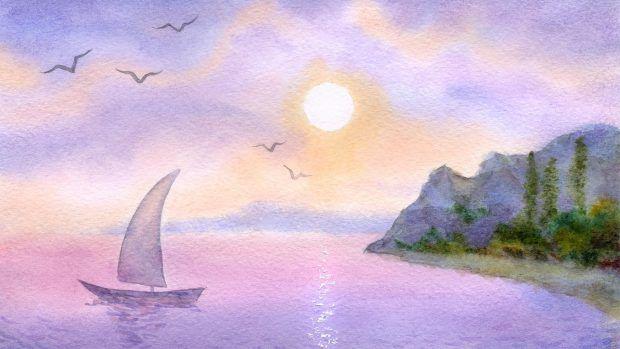 Watercolor Backgrounds Free Watercolor Desktop Wallpaper
