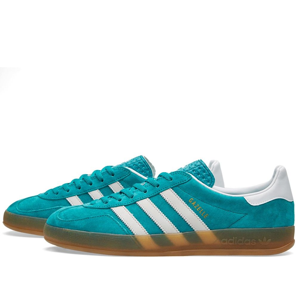 First released in 1966, the adidas Gazelle Indoor has withstood the test of  time to