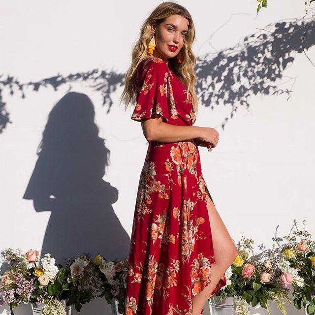 Vintage Boho Dresses Australia