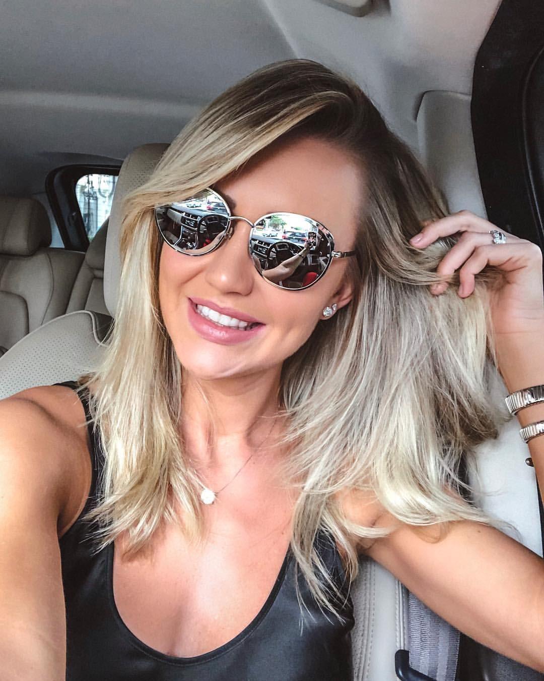 """36690c5727cb0 12 mil curtidas, 44 comentários - Ana Paula Siebert Justus  ( anapaulasiebert) no Instagram  """"Bomm dia!! Com details ✨ de ontem   hitoficial """""""