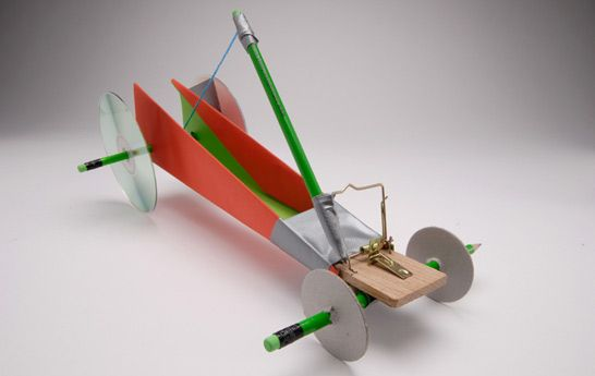 mousetrap car research paper Mousetrap car within the framework of the rules the purpose is not to break the rules and see if you can get away with it awards: 1.
