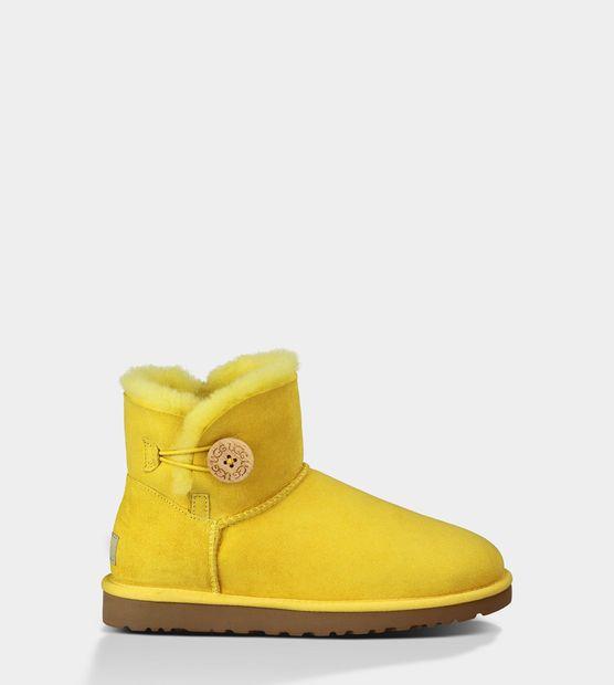 UGG® Australia Women´s Mini Bailey Bow Striped Boots