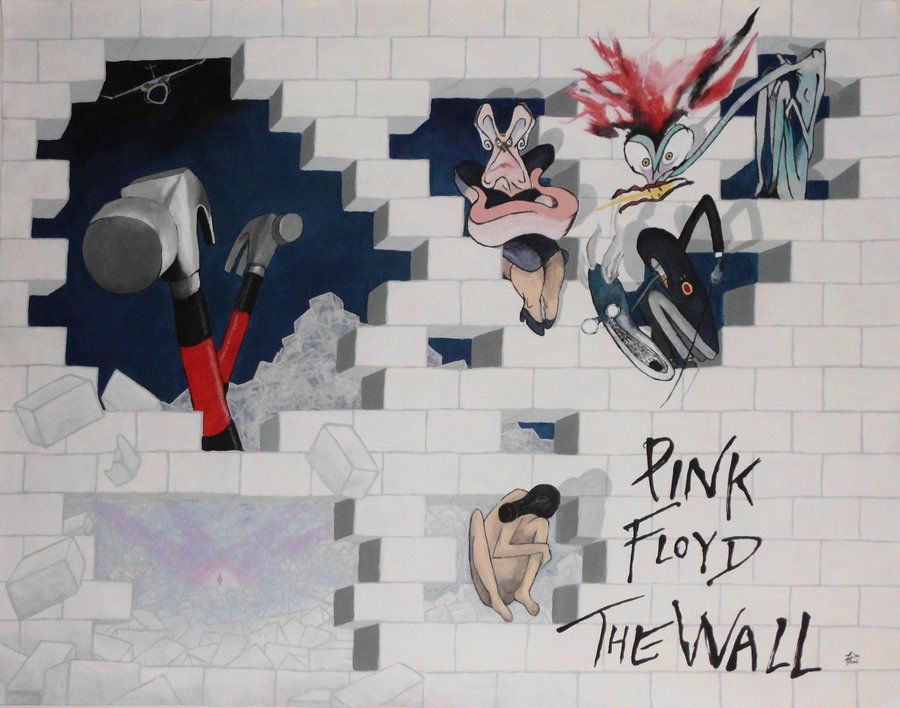 Pink Floyd Wall Art images of pink floyd the wall - google search | lezlie's music