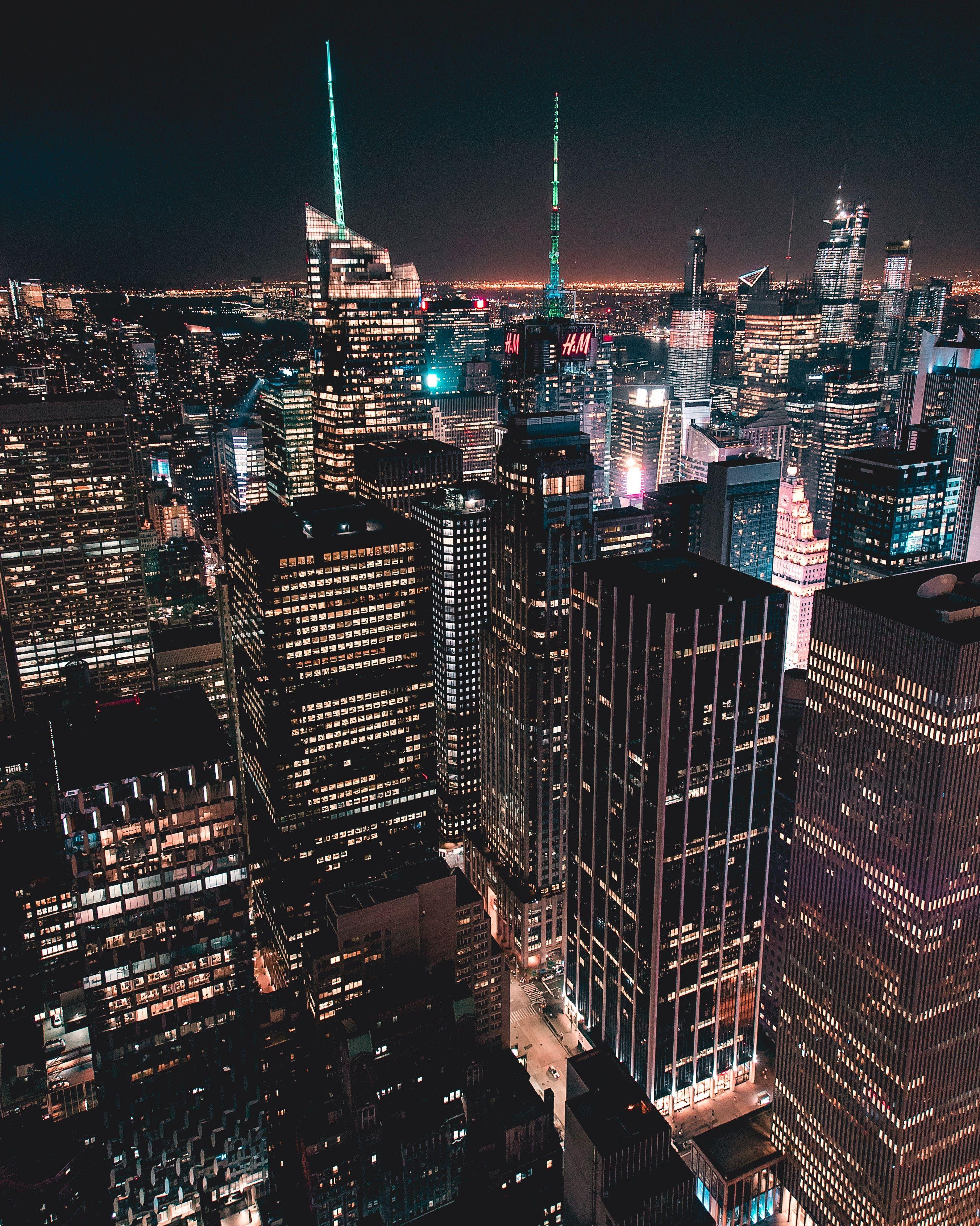 Pin By Nikolina Uzelac On City Life City Landscape City Lights At Night City Photography