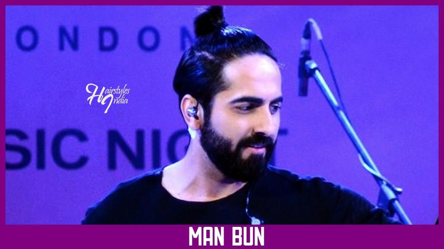 29+ Man bun hairstyle indian trends