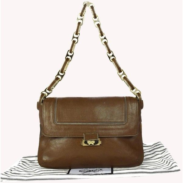 Anya Hindmarch Pre-owned - Leather shoulder bag cqmbkA5ar